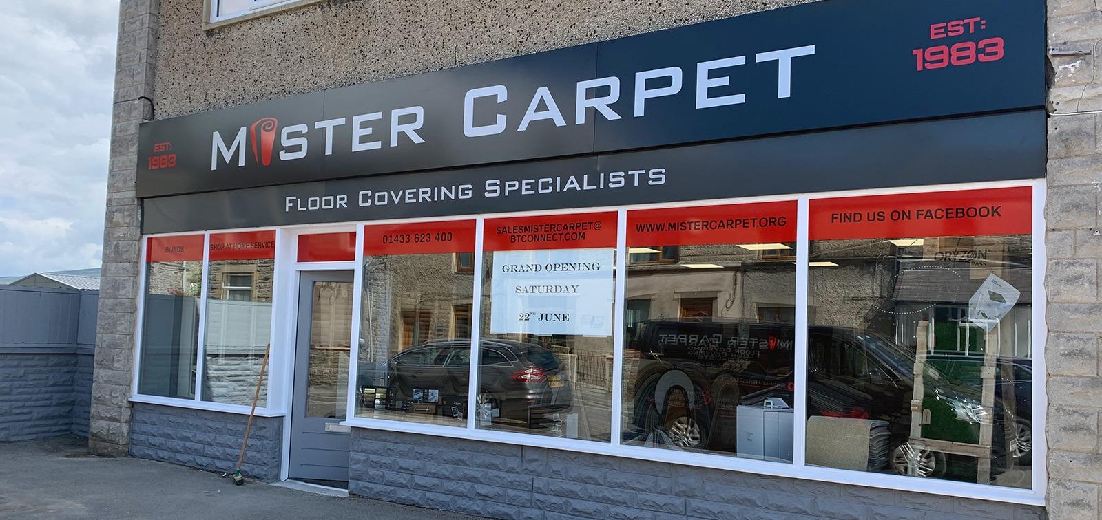 Mister Carpet